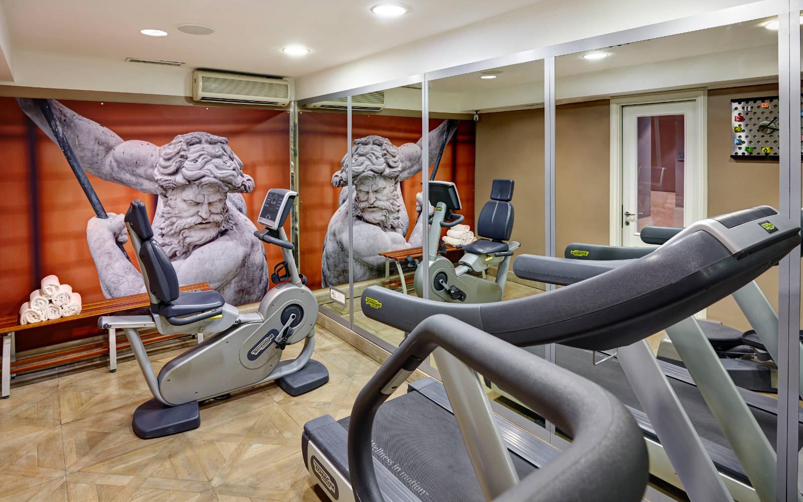 Luxury spa rome hotel indigo st george